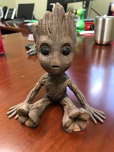 Baby Groot #3Dprinted