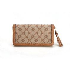 Gucci Women Brown Wallet:$125.6 - Cheap Gucci Online Gucci Outlet Online, Cheap Gucci, Brown Wallet, Well Dressed Men, Gucci Men, Pin Image, Erotica