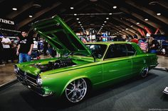 Without further ado, here is the second gallery from this years Grand National Roadster Show.