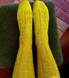 Ravelry: redgum's Cadence socks