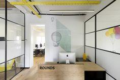 חדש מול ישן: עיצוב משרדי חברת הייטק במבנה לשימור | בניין ודיור