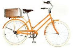 brooklyn cruiser. 3-speed commuter bike.