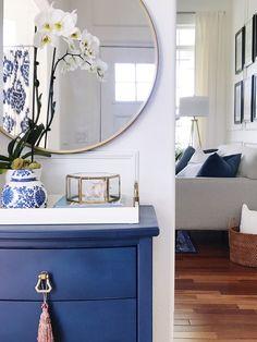 Easy breezy summer home decor