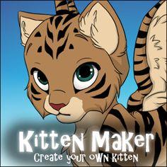 Kitten Maker by Kamirah.deviantart.com on @DeviantArt