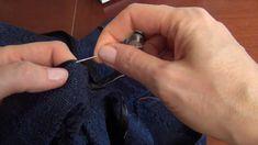 Как подшить низ платья разными способами