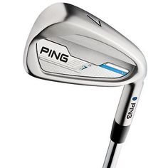 PING GOLF CLUBS I SERIES E1 5-PW AW IRONS REGULAR STEEL