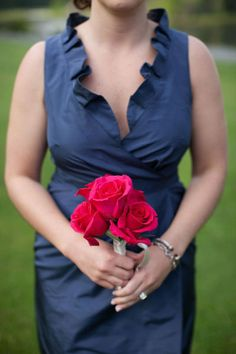Beautiful dress for bridesmaids that can be repurposed after wedding
