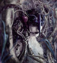Marcela Bolivar- Photo illustrations