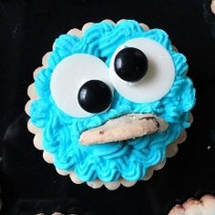 Cookie Monster Cookies | CookieHound