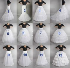 LAMYA Wedding Petticoat Crinoline Slip Underskirt Bridal Dress Hoop Vintage Slips For Wed Dress Formal Dresses For Weddings, Formal Wedding, Bridal Dresses, Prom Dresses, Flapper Dresses, Wedding Veils, Tulle Wedding, Dress Prom, Dress Wedding