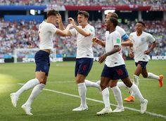 Soccer - 'It's coming home' England fans jubilant after smashing Panama - World Sport News Peter Crouch, World Sports News, Kyle Walker, John Stones, Gareth Southgate, Jesse Lingard, Harry Kane, Sporting
