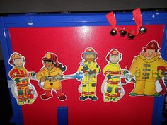 Storytime with Miss Tara and Friends: Firefighters: Pre-K and Family Storytime