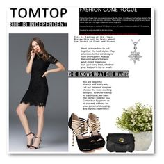 """Tomtop 18"" by emina-turic ❤ liked on Polyvore featuring Improvements"