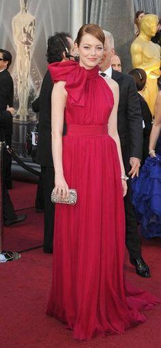 Emma Stone by Giambattista Vali