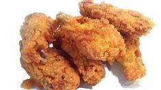 Para los amantes del pollo frito, esta receta es toda una delicia. Las especias con las que se aderezan las alitas hacen que tengan un sabor muy especial.