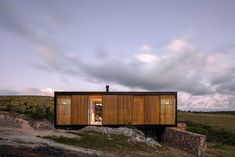A Remote Prefab in Uruguay Is Completely Self-Sufficient - Dwell