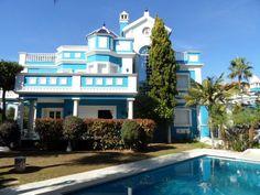 Villa for Rent in Marbella, Costa del Sol