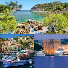 If you have not had the chance to go on vacation, visit the Greek island of Rhodes, summer ends here until October
