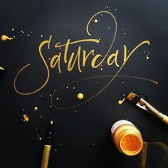 Calligraphy and Lettering ✍ Sketches by  Riccardo Russomanno