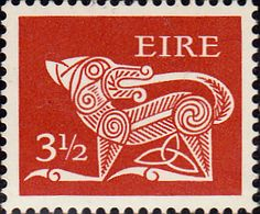 Decimal Postage Stamps of Eire Ireland 1971 SG 293 Fine Used Scott 296 Other Irish Stamps HERE Take a look