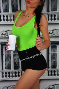 Body MIAMI Neon Green ♥  Www.yellow-giraffe.pl  #yellowgiraffepl #fashion #body #lato #odzież #butik #instasize #instashop #followme #outfit #session #party #New