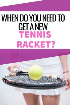 Do tennis racket wear out and when should you replace them? Find out how to care for your tennis racket so that it last longer. Tennis racket tips to extend the life of your tennis racket. Tennis Gear, Tennis Tips, Sport Tennis, How To Play Tennis, Tennis Funny, Tennis Workout, Tennis Quotes, Tennis Skirts, Tennis Players Female