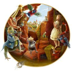 Julia Valeeva, Alice in Wonderland