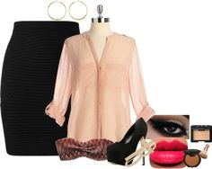 """""""Stephanie"""" by ulrich-emilly ❤ liked on Polyvore"""