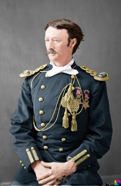 Captain Thomas Ward Custer, Seventh