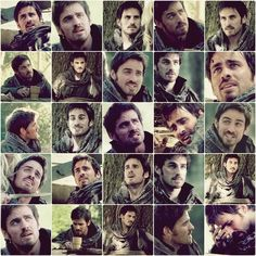 """Colin O'Donoghue as Captain Hook in ABC's """"Once Upon A Time."""""""
