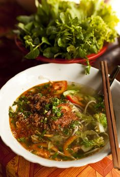 Kao Soi Lao sum - soup from Laos