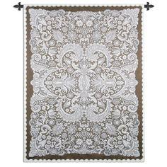 Fine Art Tapestries Venetian Lace Tapestry