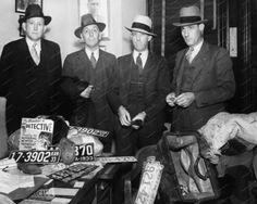 Failed Bonnie Clyde Amubush Team 1934 Vintage 8x10 Reprint Of Old Photo
