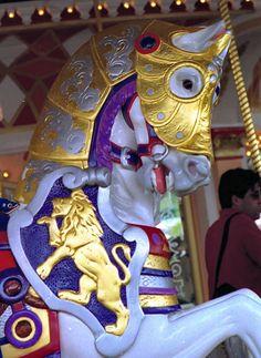 Cinderella's Golden Carrousel PTC Outside Row Jumper