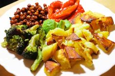 10 idei rapide pentru cina - partea a 2-a - Ama Nicolae Chow Mein, Broccoli, Pork, Healthy Recipes, Vegetables, Cooking, Ethnic Recipes, Smoothie, Workout