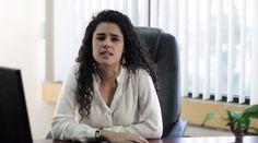 Video: Luisa Alcalde presenta informe de labores