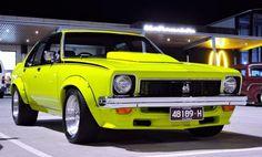 Torana Australian Muscle Cars, Aussie Muscle Cars, Sexy Cars, Hot Cars, My Dream Car, Dream Cars, Holden Torana, Holden Australia, Nice Cars