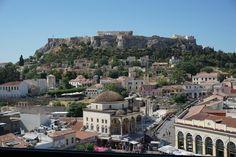 #Akropolis #Parthenwnas #Monastiraki #Athens #Greece #tzami #mouseiolaikistexnis #foursquare
