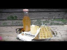 Sirop natural din flori de soc, fara conservanti, reteta video pas cu pas Romanian Food, Gin, Pickles, Food And Drink, Drinks, Cooking, Handmade, Youtube, Syrup