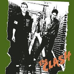 The Clash debut album - April 1977 by PaulWrightUK, via Flickr