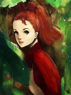 Arrietty by ~bluesaga331 on deviantART  Studio Ghibli