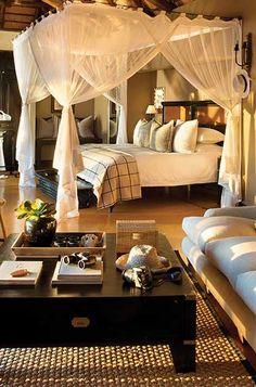 Lion Sands Tinga Lodge - Sabi Sand Game Reserve, South Africa