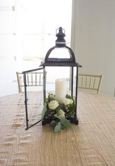 Floral Lantern Cente