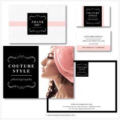 Couture Marketing Suite | New Dear Miss Modern Shop $50