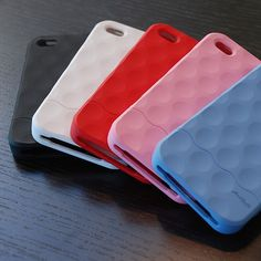 Shopping phone covers.