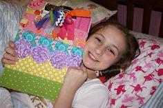 Nancy Drew clipboard!!!!  :)