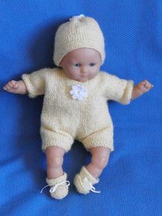modele tricot gratuit poupon 30 cm