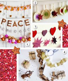 ... on Pinterest | Weihnachten, Ornaments and Diy christmas ornaments