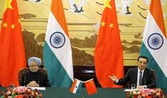 Prime Minister of India, Manmohan Singh was on a 3-day Official Visit to Beijing on 22-24 October 2013 at the invitation of the Chinese Premier Li Keqiang. During this visit India and China signed 9 agreements in total.