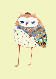 Ashley Percival - the most beautiful animal illustrations to fall madly in love with!